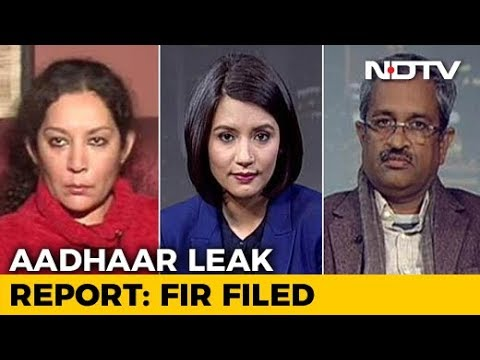 Aadhaar Authority's FIR Over News Report Justified?