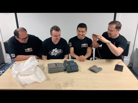 Unboxing EVERY PC Engine Console Ft Ashens, ReEnthused, Cambridge Centre For Computer History Museum