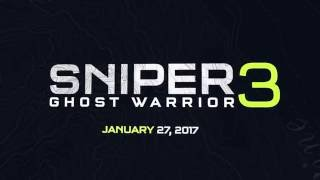 Sniper Ghost Warrior 3 Edycja Season Pass (PC) PL + BONUS!