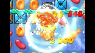 Candy Crush Jelly Saga LEVEL 194 ★★★ STARS ( No boosters )