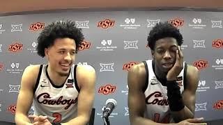 OSU Basketball: Cowboys upset No.6 Kansas