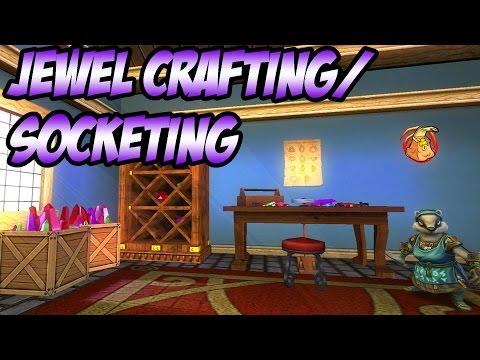 Wizard101: Basics of Jewel Crafting and Socketing
