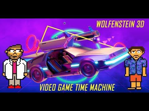 Wolfenstein 3D pt 1 || Video Game Time Machine |