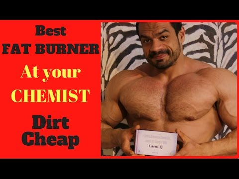 Most Effective Fat Burner, Avail at your Chemist, CHEAP !!