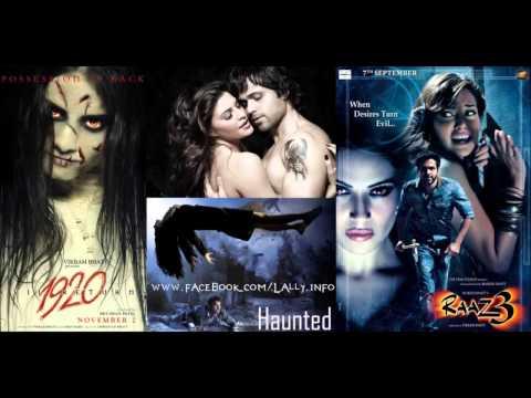Bollywood Horror Mashup 2013  2012...