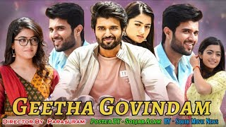 Geetha govindam movie in hindi september 2019 new updates | update for ( 2018 film) romantic / drama come...