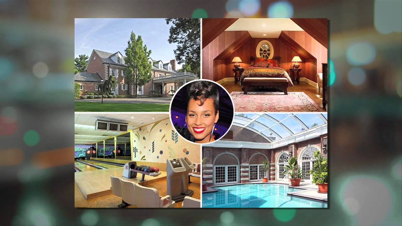 alicia keys buys family home the daily buzz youtube. Black Bedroom Furniture Sets. Home Design Ideas