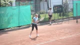 Jelena Dokic - Bucharest - May 2009