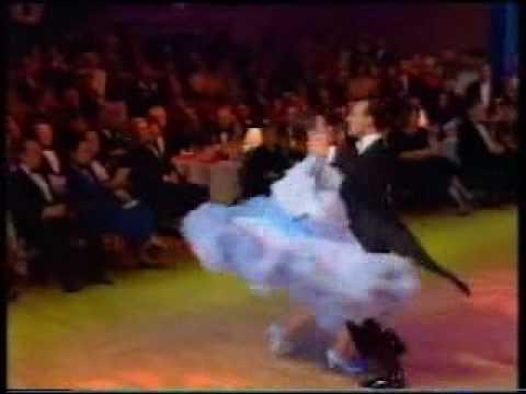 UK Championships 1993 Pro Modern final part 1