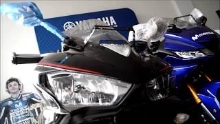 Yamaha  R25, Melihat Lebih Dekat Tampanya yang Gagah
