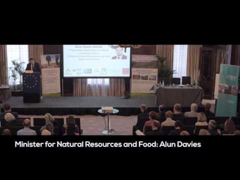 Alun Davies Clip GI Conference