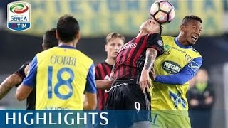 Milan vs Chievo 3-1  All Goals & Highlights Tutti i gol SerieA 4-3-2017