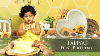 Taliya's First Birthday | June 27 | Hotel Samco, Chennai
