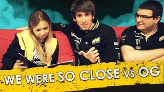 NAVI PGL MAJOR VLOG: We were so close vs OG