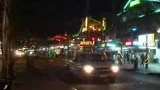 Tijuana, Avenida Revolución y Boulevard Agua Caliente