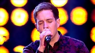 Stevie McCrorie performs