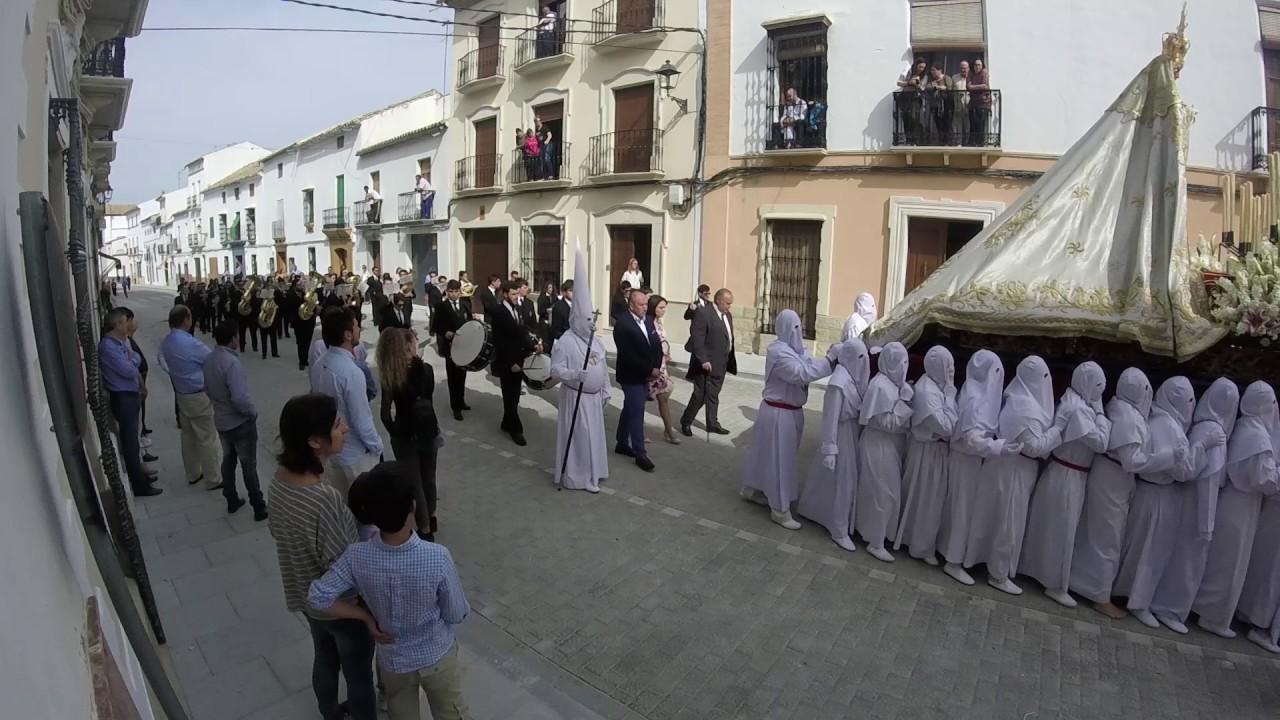 Semana Santa De Castro Del Río Domingo De Resurrección 2017 Youtube