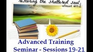 Video SRA / DID Advanced Training Sessions 19 - 21 download MP3, 3GP, MP4, WEBM, AVI, FLV Oktober 2018