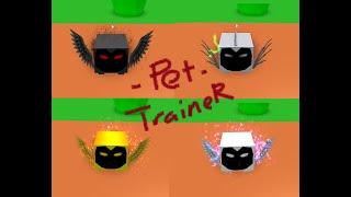 Roblox | Pet Trainer | Wild Pet and 41 Index Complete Collection #Darkur #Skeletur #Goldur #Angelur
