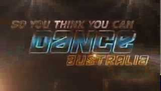 TEN Promo: So You Think You Can Dance Australia: Coming in 2014