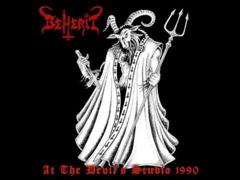 Beherit - Grave Desecration Vengeance