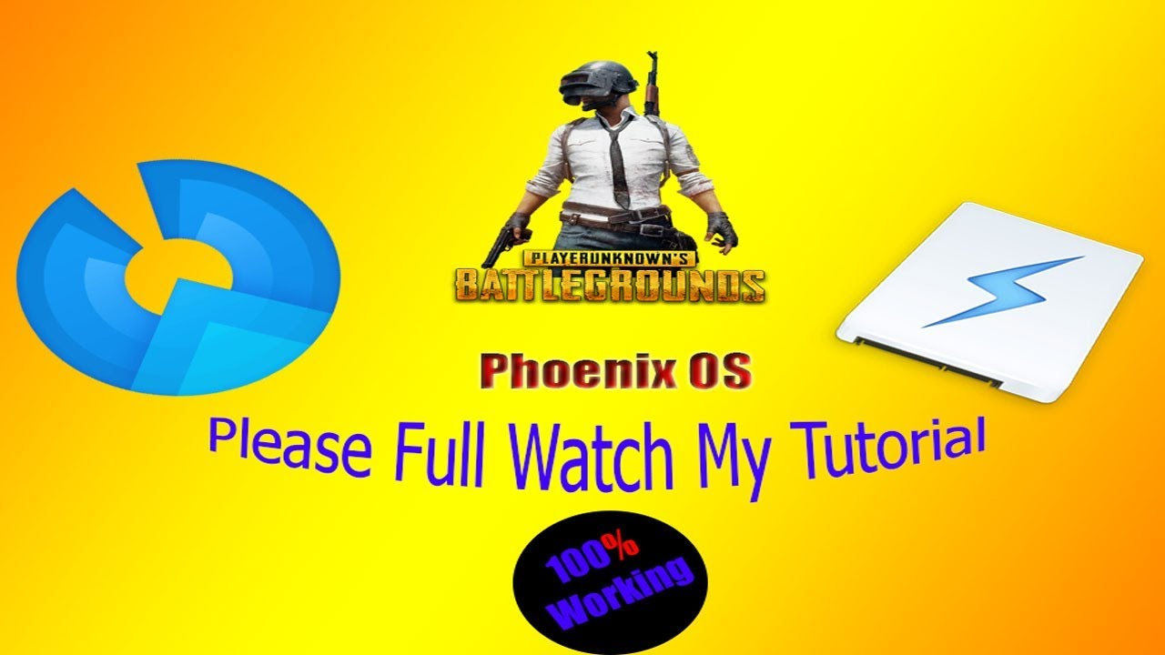 How To Acces All Windows Partition In Phoenix-OS & PhoenixOS-ROC