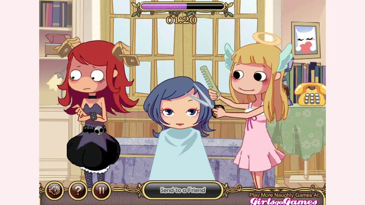 How To Play Devilish Hairdresser