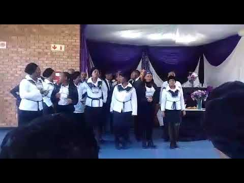 New African Gaza Church  (Nelspruit choir) Impilo Yami