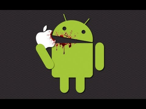Android Destroying The iPhone? (Android vs iOS Marketshare)