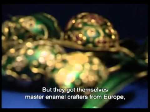 My Hermitage - Prof Mikhail Piotrovsky talks about the Enamel of the World Exhibition