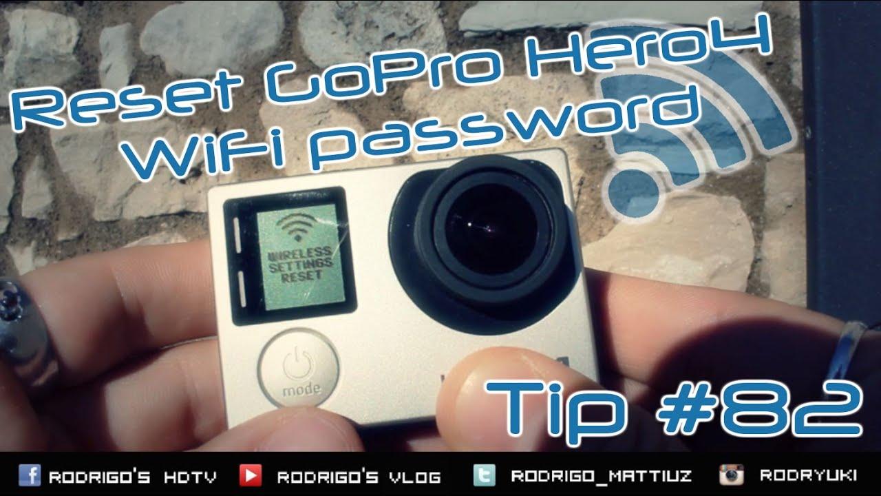 Gopro hero 3 password recovery - Gopro Hd Tip 82 How To Reset Hero4 Wifi Password In 10 Seconds Youtube