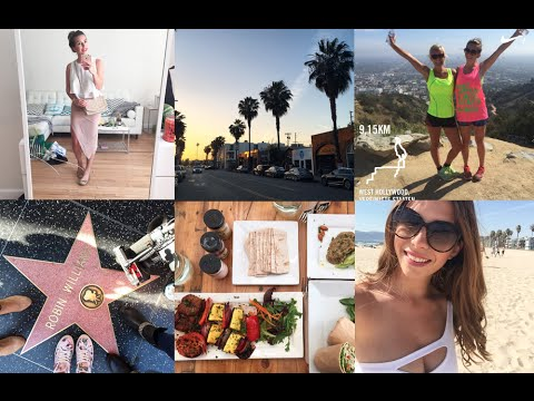 Luisas Life 11/2015 I Girls-Talk, Runyon Canyon Workouts, Ludacris Party, Marina del Ray