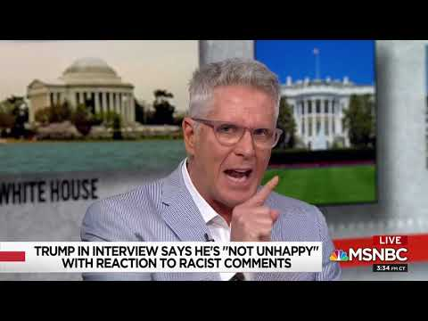 Donny Deutsch: Every single Trump playbook suggests Holocaust coming