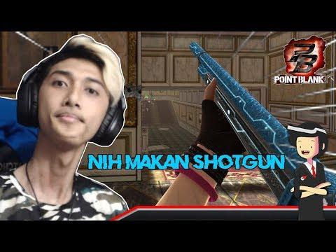 GUE SHOTGUN?! RATA ELAH HAHAHAHA - Point Blank Garena Indonesia