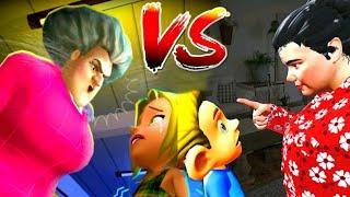 ScarySCHOOL TEACHER Games 3D Hello Spooky -Gameplay - Walkthrough [Android - IOS]