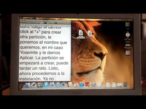 [Tutorial en Español 2016 v2] Instalar Yosemite, Mavericks o Mountain Lion en Unsupported Mac