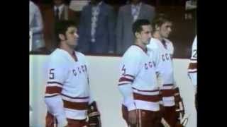 USSR-Canada Summit Series 1972 game 1 part 1