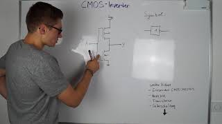 CMOS INVERTER   Digitaltechnik