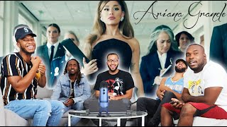 Ariana Grande - positions (official video) Reaction/Review