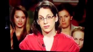 Bernie Sanders supporter on Judge Judy thumbnail