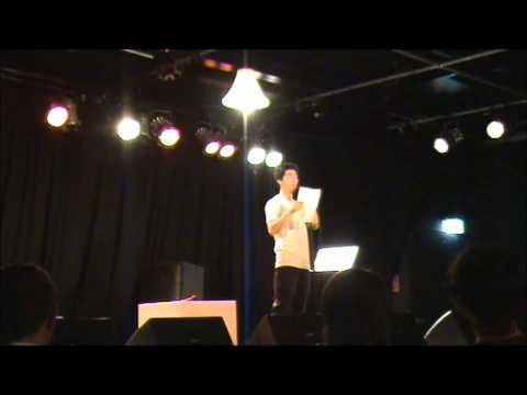 Poetry Slam Final Perth, WA 01-11-11 Finalists