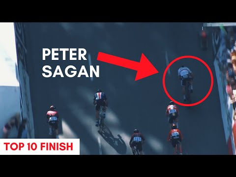 Peter Sagan | Top 10 Finish 2017