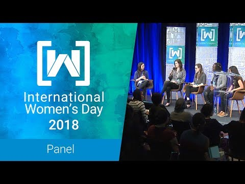 The Future of AI: Making a Difference (International Women's Day 2018 - NYC)