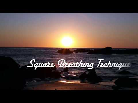 Breathing Technique | Square Breath Happy Yoga with Sarah Starr