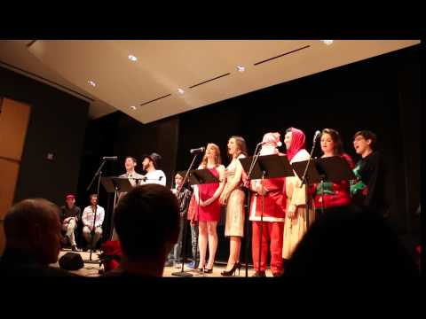 Celebrate Us All from A Christmas Pageant  by Carner and Gregor