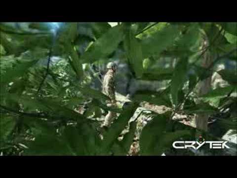 Crysis E3 2006 Trailer