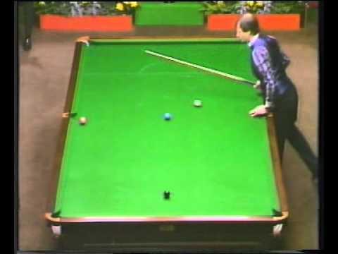 Amazing Shots by Alex Hurricane Higgins - Best Snooker