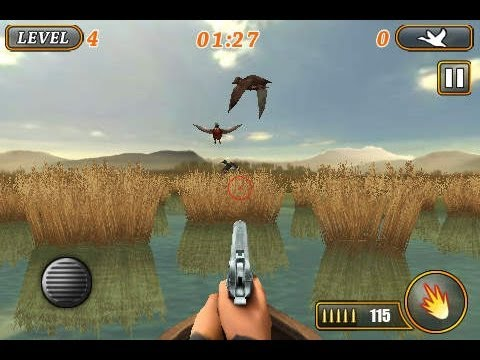browning duck hunter game free download