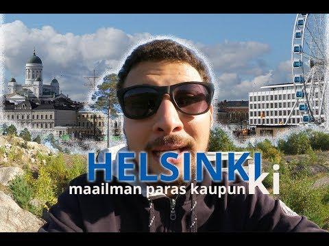 Helsinki on Maailman Paras Kaupunki