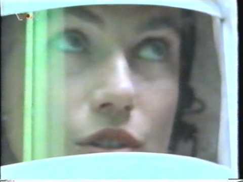 Actress Julia Bremermann In Hazmat Suit Youtube